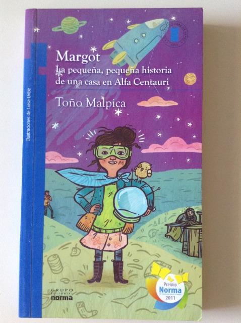 Margot  La pequeña, pequeña historia de una casa en Alfa