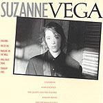 Tapa del primer disco de Suzanne Vega