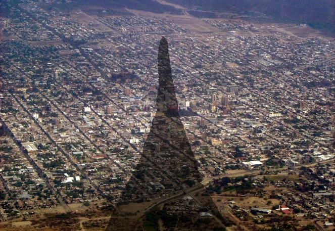 1 San Fernando del Valle de Catamarca desde la Tour Eiffel