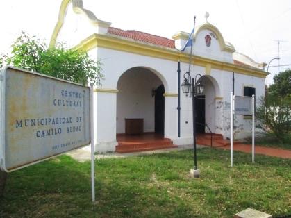 La Biblioteca Popular de Camilo Aldao
