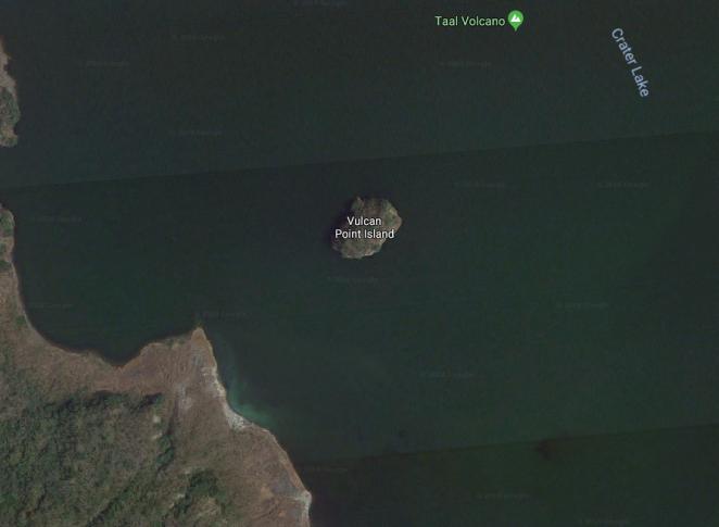 3 Vulcan Point Island