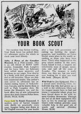 6 Boys' Life, agosto de 1950