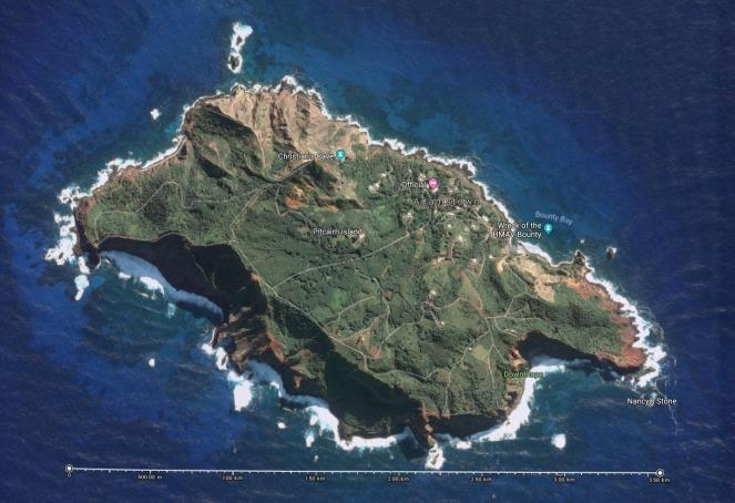 7 Pitcairn
