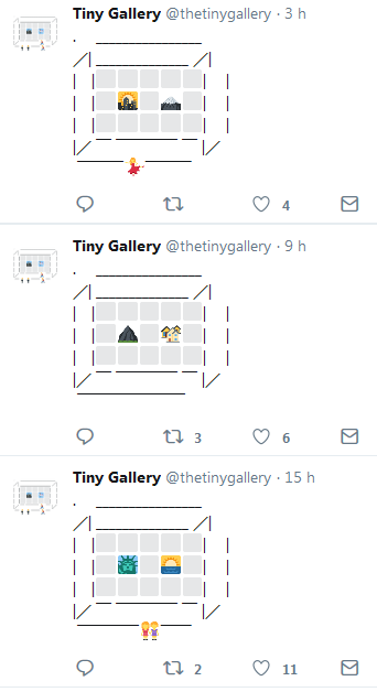 7 Tiny Gallery