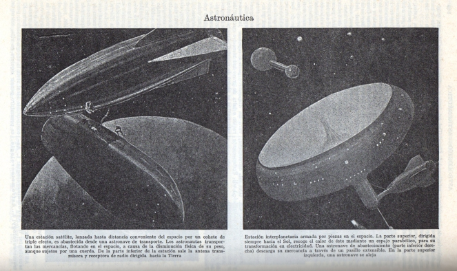 3 Astronáutica
