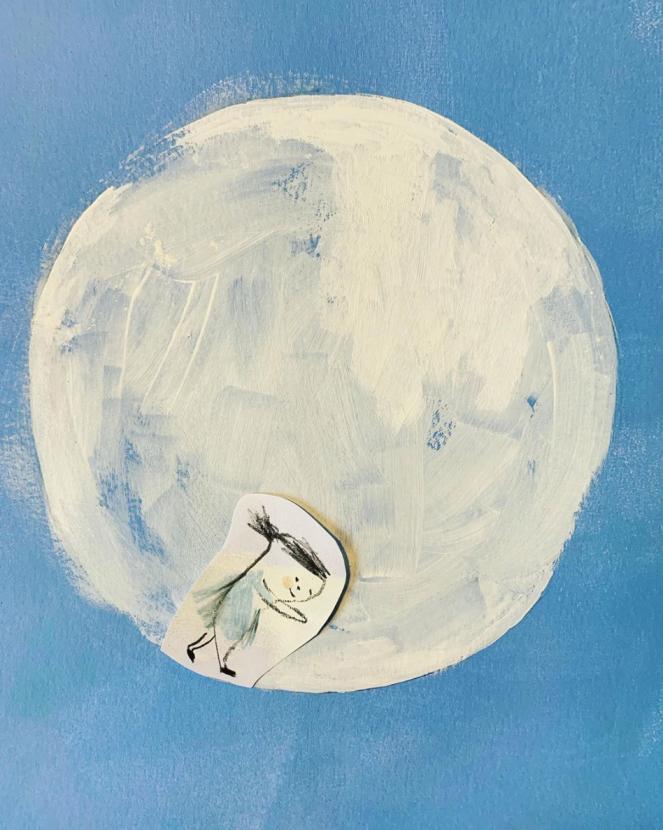 22 Majo en la Luna