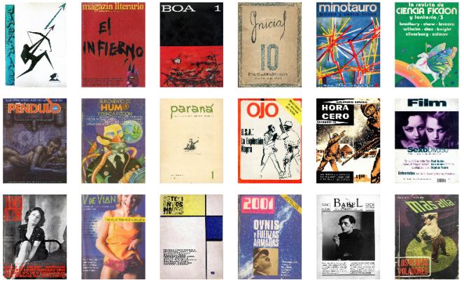 16 Ahira – Archivo Histórico de Revistas Argentinas