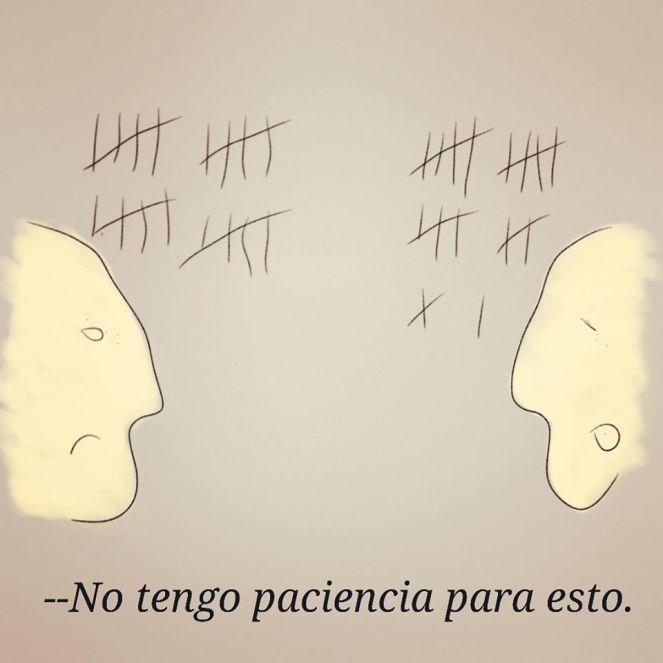 22 paciencia